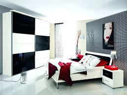 Black White And Red Bedroom Ideas 2