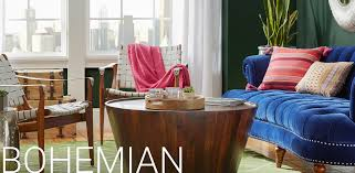 bohemian furniture decor