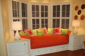 Bay Window Kitchen Bay Window With Window Seat Curtain Ideas Ideas About Bay Window