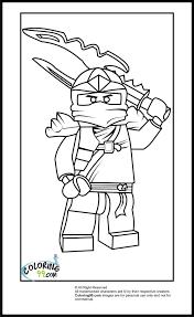 Ninjago Coloring Pages Free Printable Wumingme