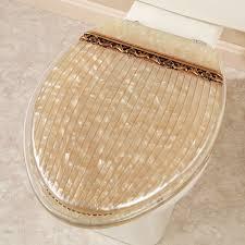 gold foil toilet seat. image of: amazing elongated toilet seat gold foil e