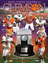 2012 Clemson Football Media Guide By Clemson Tigers Issuu