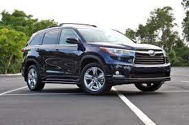 2015 Toyota Highlander Hybrid - Driven Review - Top Speed