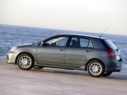 Toyota Corolla T-Sport 5-door 2004 Design Interior Exterior Car ...