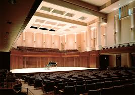 Cullen Performance Hall Seating Chart Stude Concert Hall The Shepherd School Of Music Rice
