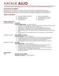 CV Examples Free Download Basic CV template by reed co uk Mr Leslie Dunn Personal statement A  motivated