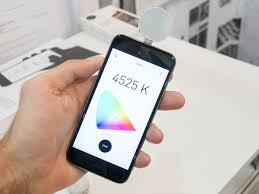 Lumulabs Lumu Power Adds A Light And Color Meter To Your