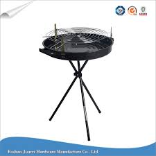 china simple small round outdoor barbecue grill charcoal bbq china bbq grill