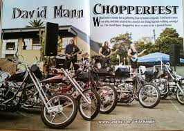 Chopper Fest: Event coverage in The Horse Back Street Magazine