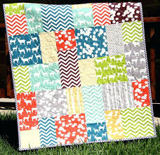 Big Block Quilt Patterns For Beginners Custom Easy Big Block Quilts Easy Big Block Quilt Patterns Free Big Block