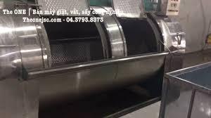 Bán Máy giặt công nghiệp 2 gối bán tự động dùng cho xưởng giặt công nghiệp.  - YouTube