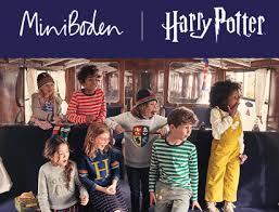 Boden представил коллекцию детской одежды Harry Potter и она ...