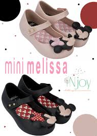 Mini Melissa Disney Twin Shoes are here 65USD International.