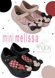 Mini Melissa Disney Twin Shoes are here 65USD International.