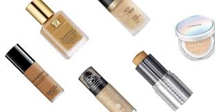 9 best foundations for combination skin