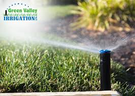 4 types of home irrigation systems