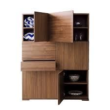 strathmore solid walnut furniture shoe cupboard cabinet. Linea Solid Walnut Furniture Shoe Cupboard Cabinet Tall Hallway Strathmore R