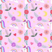 Cute Unicorn, Princess Concept, Girl ...