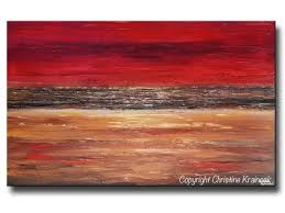 giclee print art abstract red painting canvas prints modern urban wall art brown gold coastal on wall art canvas picture print with giclee print art abstract red painting canvas prints modern urban