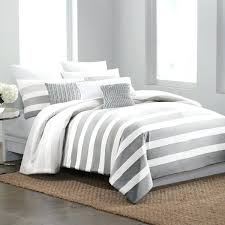 grey rugby stripe duvet cover dknyar highline grey duvet cover bed bath beyond grey and white