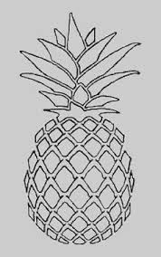 pineapple drawing. pineapple drawing - google search i