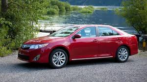 2012 Toyota Camry LE review notes: Still America's go-to midsize ...