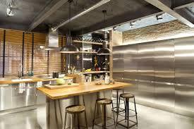 Loft Kitchen Loft Style Kitchen Islands Best Kitchen Island 2017