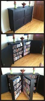 Space Saving Dvd Storage Best 25 Dvd Storage Ideas On Pinterest Dvd Bookcase Dvd