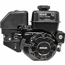 Kohler SH265 6.5 HP Engine, (Horizontal Shaft) Single Cylinder 3/4 ...