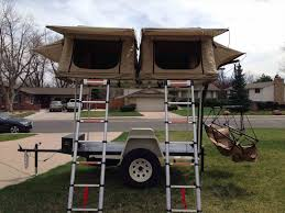 examples of our roof top tents installed on the diy pvc rooftop solar shower for a jpg