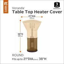 classic accessories veranda dome table