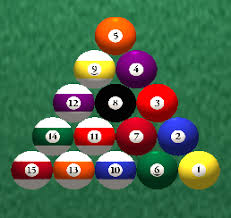 pool game balls. Beautiful Balls Figure 1 The Sphere Mesh And Pool Balls Textures With Pool Game Balls P