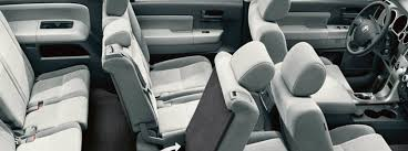 third row seating toyota vehicles with third row seating
