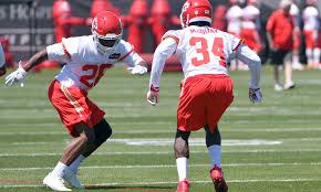 Chiefs Rb Depth Chart 2018 Chiefs Release Second Depth Chart Ahead Of Game Vs Falcons