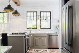 farmhouse kitchen industrial pendant. farmhouse industrial kitchen with pendant lights rectangular multiuse tiles