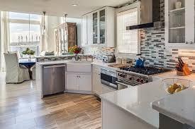 Modern Kitchens With Space Saving And Ergonomic Corner Sinks Amazing Kitchen Designs With Corner Sinks
