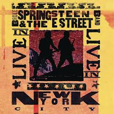 bruce springs the e street band live in new york city