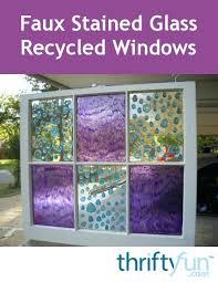 faux stained glass window faux stained glass window patterns