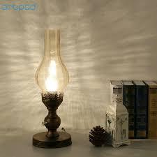 <b>Artpad</b> Chinese Style <b>Retro Vintage</b> Kerosene Lamp Glass ...