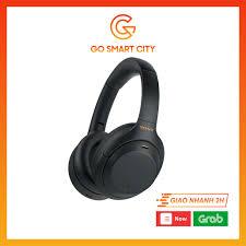 Mã ELMS5TR giảm 5% đơn 5TR] Tai Nghe Bluetooth Chụp Tai Sony WH-1000XM4  Hi-Res Noise Canceling - Hàng Chính Hãng giá cạnh tranh
