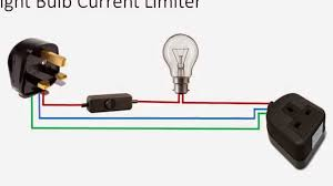 How To Test A Light Bulb Light Bulb Current Limiting Circuit Test Equipment Youtube