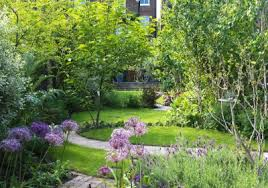 Small Picture Pamela Johnson Garden Design Portfolio Long narrow woodland garden