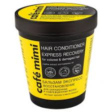 Отзывы о <b>Бальзам</b> для волос <b>Cafe mimi Express Recovery</b>
