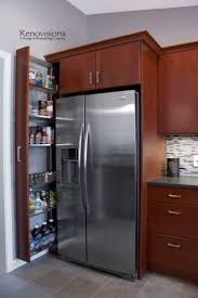 Pull Out Kitchen Storage 17 Best Ideas About Pull Out Pantry On Pinterest Canned Food