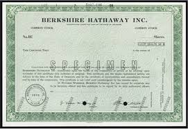 Selling A Share Certificate Why Is Berkshire Hathaway Stock So Expensive