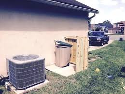 garbage can covers trash cover ideas how to build small enclosure hide your outside plastic