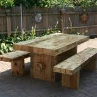 log cabin outdoor furniture patio. timber patio furniture log cabin outdoor r