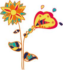 Free Online Flower Chart Flowers Floret Vector For