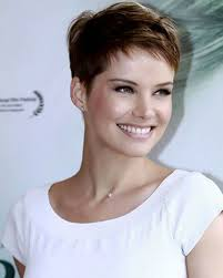 very short hairstyles for women with thick hair very short pixie hairstyles for women women short