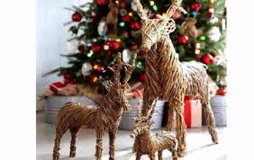Reindeer Christmas Decorations